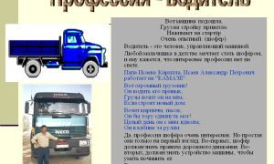 Водитель такси. профессия водитель. словарь профессий