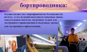 Бортпроводник. профессия бортпроводник. обязанности бортпроводника