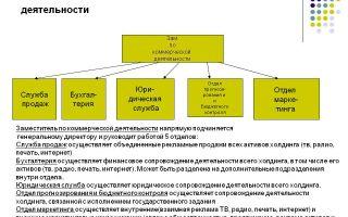 Заместитель директора по коммерческим вопросам. описание профессии