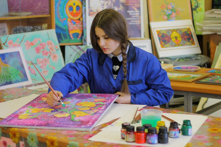 Картинки профессии художник